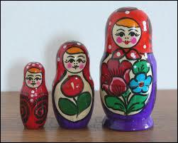 3 poupées